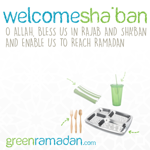 welcome sha'ban